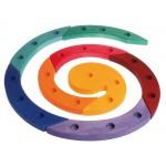 Grimms Spiraal 24 gekleurd