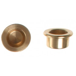 Kaarsenhouder ring messing