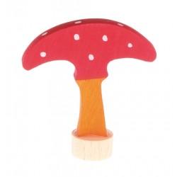 Steker paddenstoel