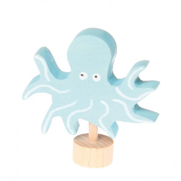 Grimms Steker octopus