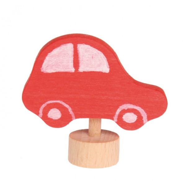 Grimms Steker auto rood
