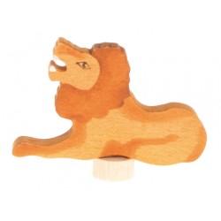 Steker leeuw