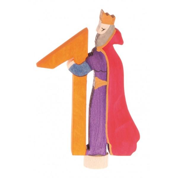 Grimms Steker sprookjes getal cijfer 1