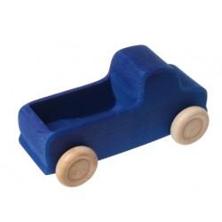 Vrachtwagen groot blauw