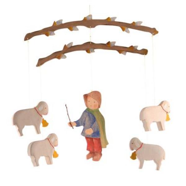 Ostheimer Mobiel Herder met schapen II