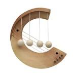 Sleutel voor harp of deurharp