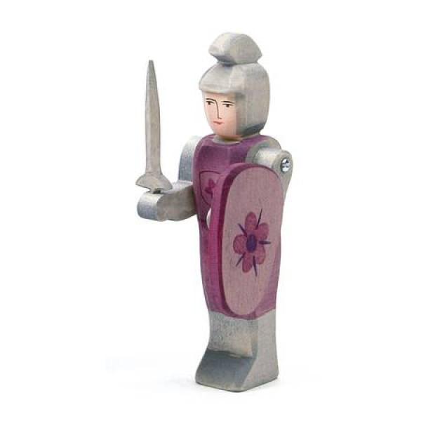 Ostheimer Schild voor rode ridder staand of rijdend