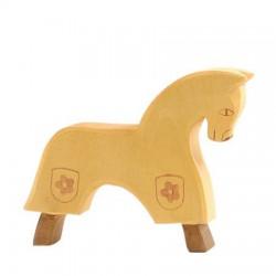 Paard geel