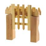 Ostheimer Verbindingsbrug voor poort met ophaalhek