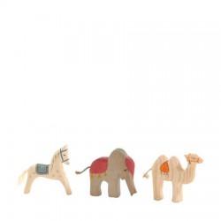 Paard Olifant Kameel mini