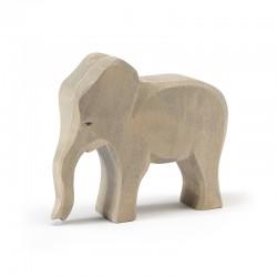 vader moeder baby olifant