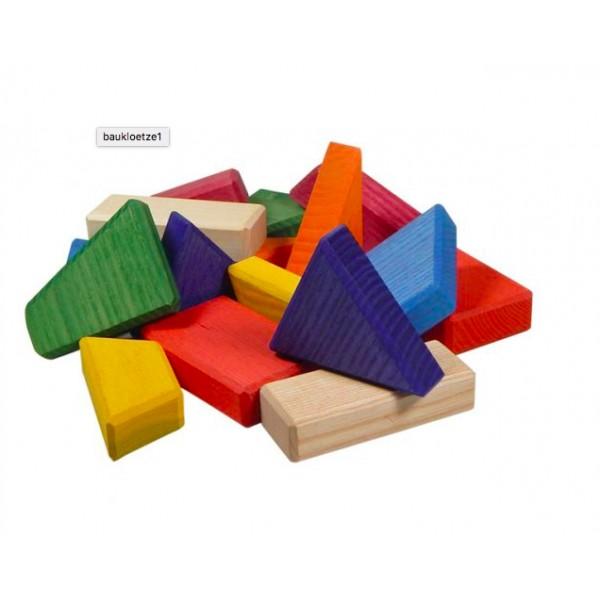 Ostheimer Blokken gekleurd bont - nieuw 2017