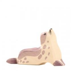 Zeehond spelend