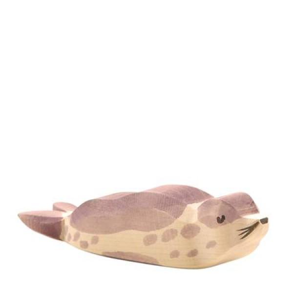Ostheimer Zeehond liggend