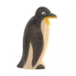 Pinguin snavel recht