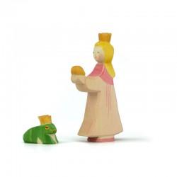 Kikkerkoning en Prinses