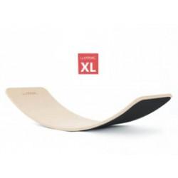 Wobbel XL blank gelakt met vilt zwart